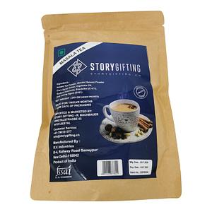 Masala Tee von Storygifting Verpackung