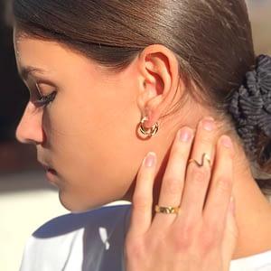 BASE earrings 2