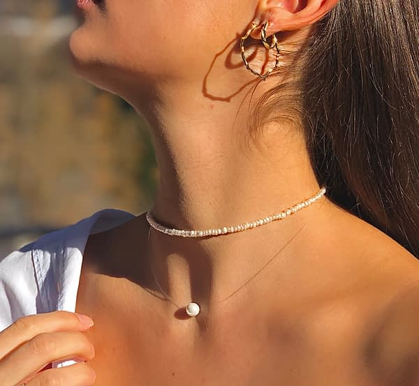PEARL necklace 5