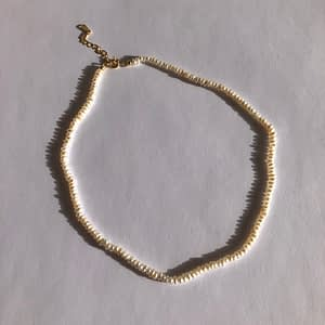 ONE HUNDRED PEARLS necklace