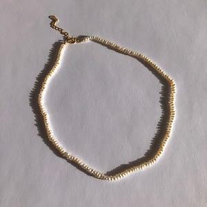 Handgemachter Schmuck einhundert Perlen Halskette