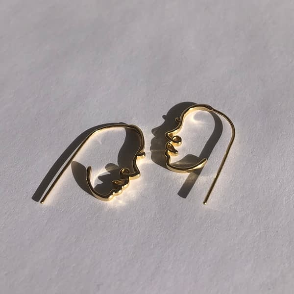 PERSONA earrings