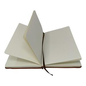 Storygifting Notizbuch innen